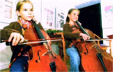 Der Kinderchor Vera Schink - Kinderlieder